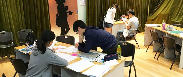 中学生職業体験学習 シンガポール日本人学校中学部ウェストコースト校
