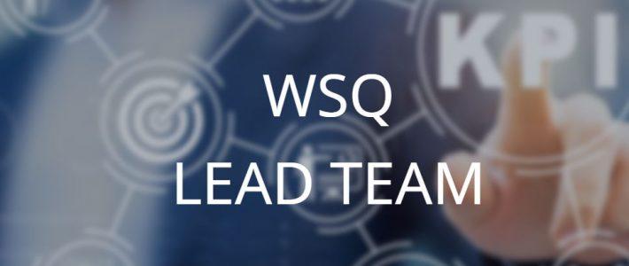 WSQ Lead Team